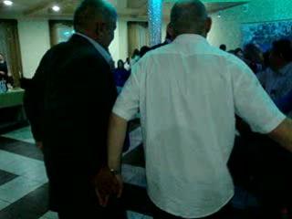 На свадьбе Ляйсан и Вильдана