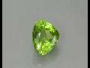 Ярко-зеленый хризолит (Мьянма)
