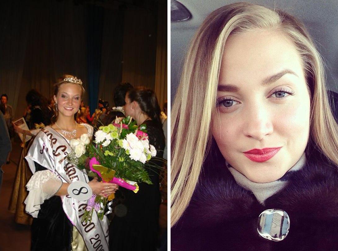 Анжелика Котова, 2009 и 2017 год