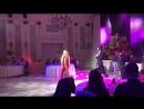 Аргентинское танго на свадьбе в Летнем дворце 06.10.17