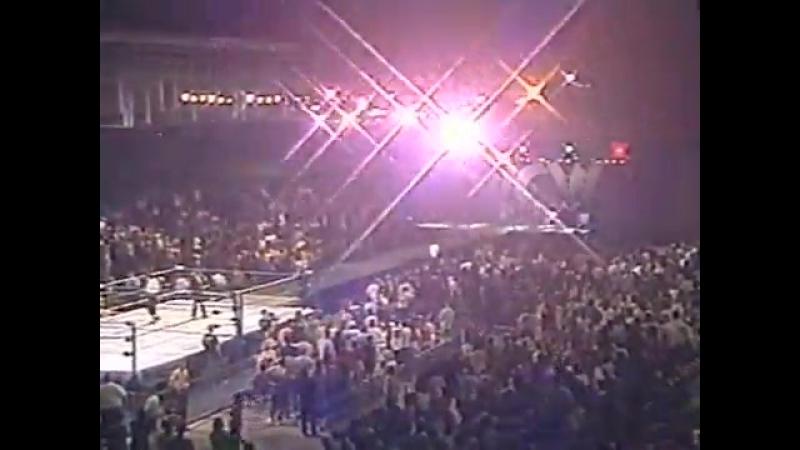 WCW WrestleWar 1991 part 2