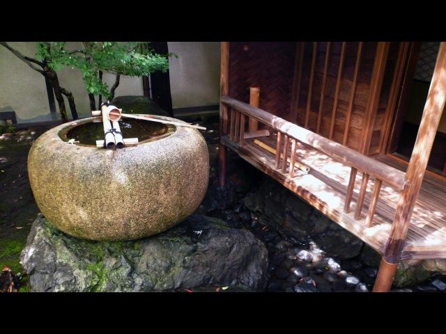 3 HOUR Japanese Fountain 'Suikinkutsu' Sound for Relaxing, Meditation And Healing