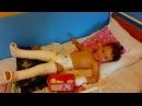 Коротенькая история о борьбе маленькой девочки за жизнь!