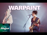 The Interface Warpaint