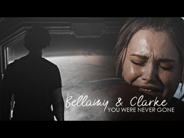 Bellamy Clarke | You Were Never Gone (4x13)
