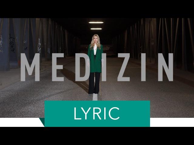 Alexa Feser - Medizin (Lyric-Video)