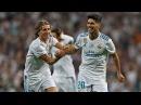 HD Real Madrid vs Barcelona 1-0 - Marco Asensio Goal