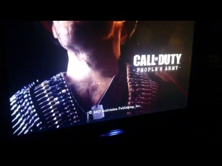 Call of Duty: People's Army | COD 2017 LEAKED!