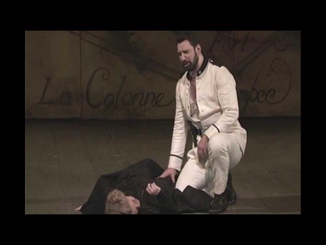 Met Opera Live in HD 2013 Guido Loconsolo Handel's Julio Ceasar Achilla's I act aria Tu sei il cor