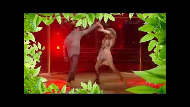 Дівчата не хочуть втрачати дикі танці від Ахтема і Олени Танцювальні рухи