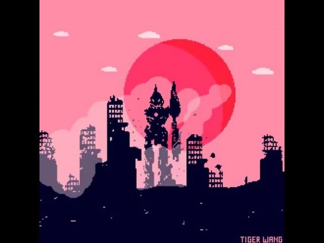 Shiro Sagisu - The Beast II (8bit) – Neon Genesis Evangelion