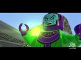 Lego Marvel Super Heroes 2 Live Demo & Developer Interview