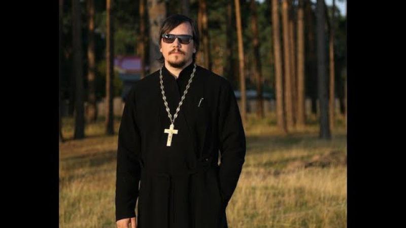 Бывший Рэпер стал Священиком читает Рэп