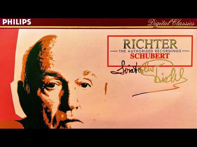 Schubert - Piano Sonatas D 894, D 575, D 840 (recording of the Century : Sviatoslav Richter)