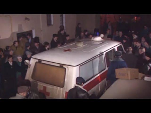 Время Владислав Листьев Убит 02 03 1995