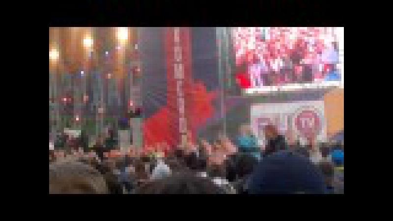 Москва деньгорода в лужниках! Реп концерт 01.09.2012.