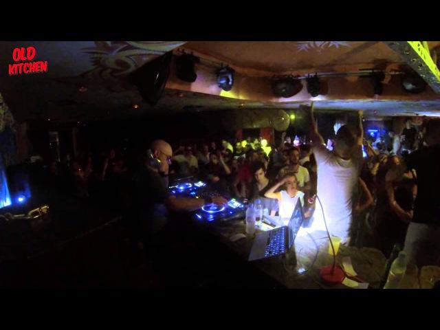 BORIQUA TRIBEZ live at Old Kitchen, Ambasada Gavioli, 8.8.2015