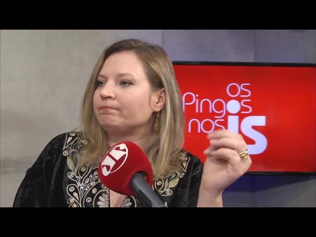 Joice: Bolsonaro foi racista? Então o que me diz desse promotor?