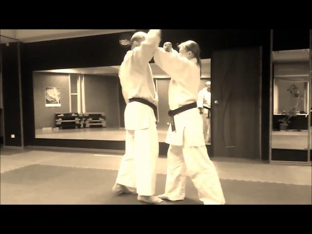 Не много об ударах в айкидо. Punches and atemi in aikido
