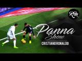 Cristiano Ronaldo ● Epic Panna Show 2017   HD