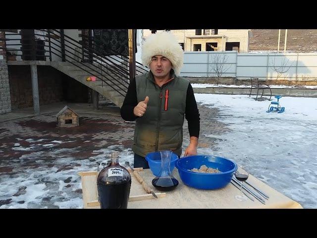 КЕБАБ из РЫБЫ на мангале ШАШЛЫК по кавказски ENG SUB