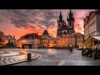 Прогулка по улицам Праги (Чехия) и обзор основных достопримечательностей