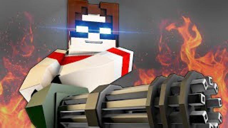 ПОПАЛ В КАПКАН - Майнкрафт Рэп Клип Легендарный Грифер | Minecraft Parody Song of Zara Larsson