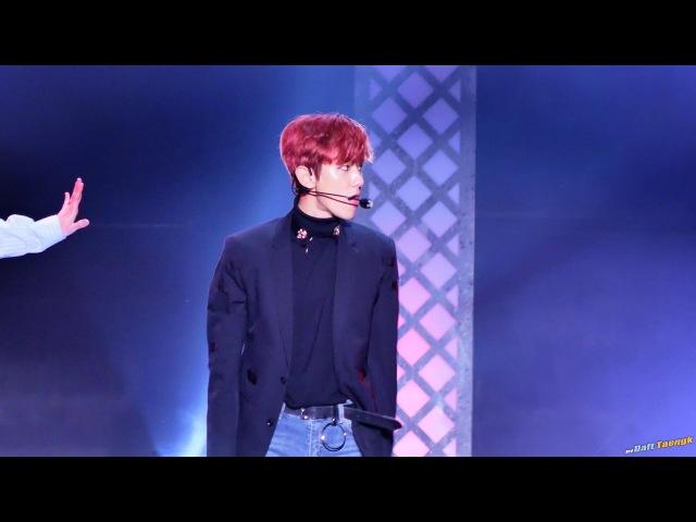 161118 블레이드 소울 월드 챔피언쉽 N-POP 쇼케이스 - 백현 'Hey Mama!' 직캠 by DaftTaengk