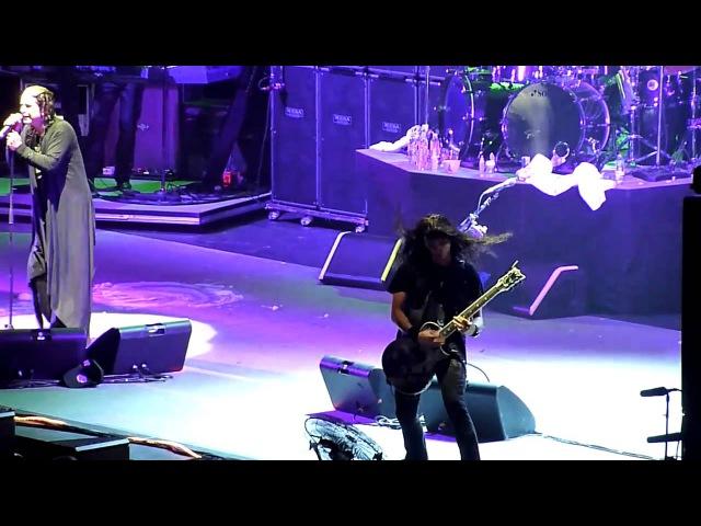 Ozzy Osbourne - Killer of Giants live Stockholm 2010 [HD]