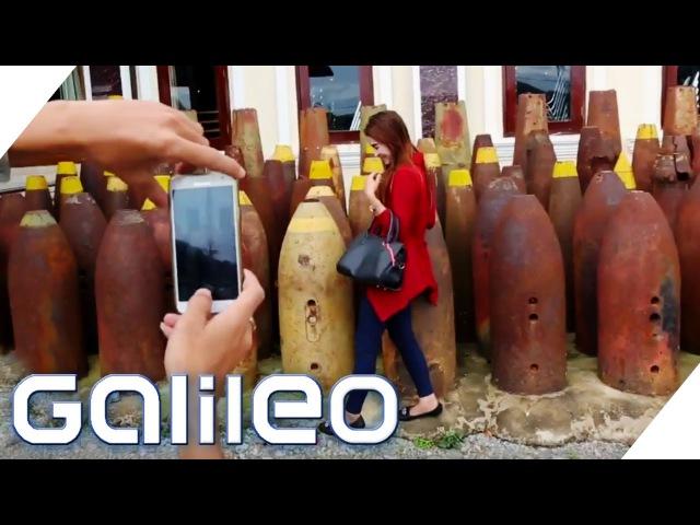 Laos: Das Dorf der Bomben   Galileo   ProSieben