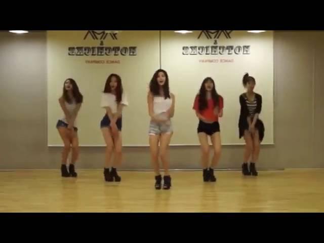 EXID - Up Down в исполнении милых кореяночек