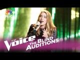 Шоу Голос США 2017. - Карли Вебстер с мелодией Ты такой самовлюбленный.
