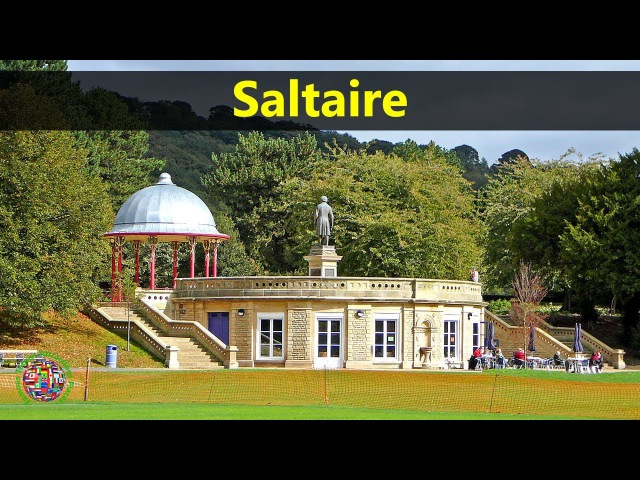 Best Tourist Attractions Places To Travel In UK-England | Saltaire Destination Spot