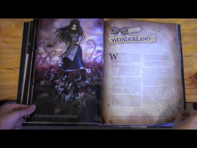ArtBook: The Art of Alice Madness Returns