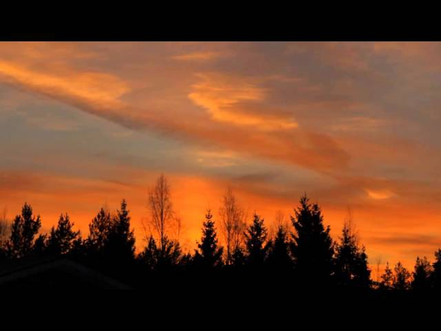 Beautiful serene Lithuanian song The Red Sun by Daina Dieva