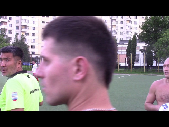 МФЛ 2017. Четвертьфинал Кубка, Тигина - Кайзерслаутерн, 2-й тайм.MP4