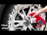 Mothers All Wheel and Tire Cleaner Shines your Tires