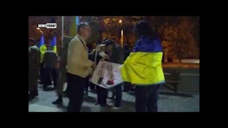 Нацисты на Украине в Херсоне состоялось нашествие саранчи на город Журавко Опубликовано 15 окт 2017 г