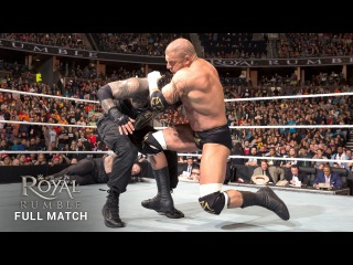 #My1 FULL MATCH  Royal Rumble Match: Royal Rumble 2016