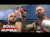 #My1 Luke Gallows &amp Karl Anderson have tasted success before Royal Rumble Exclusive, Jan. 29, 2017