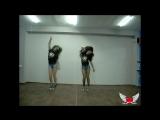 Dance Rock Angels dancing under The BeatChess