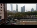 Просто 30 000 польского фанатья гуляют по улицам и поют ебать ислам