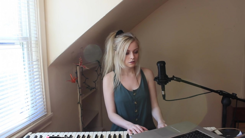 How Deep Is Your Love - Calvin Harris Disciples (Holly Henry Cover)