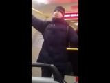 Оперный певец в пермском общественном транспорте