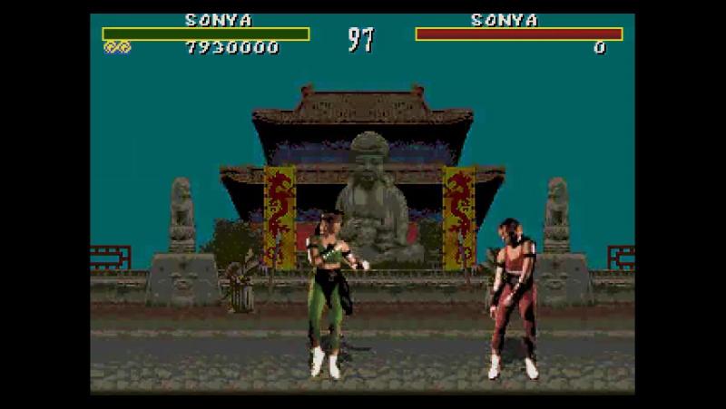 Mortal kombat megadrive_genesis fatalities