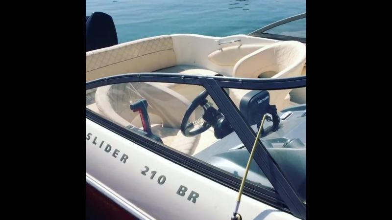 Идеал-Клининг. Яхта