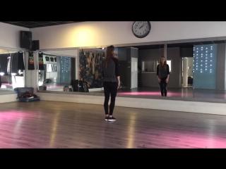 Tutorial - Shape of You - Ed Sheeran - Saskias Dansschool - Easy Fitness Dance