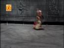 Гимнасткам не ржать: это останки классического индийского танцевальнго театра! Часть 2