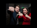 Жизнерадостный дуэт Ведущая - Кейт и DJ - Лео