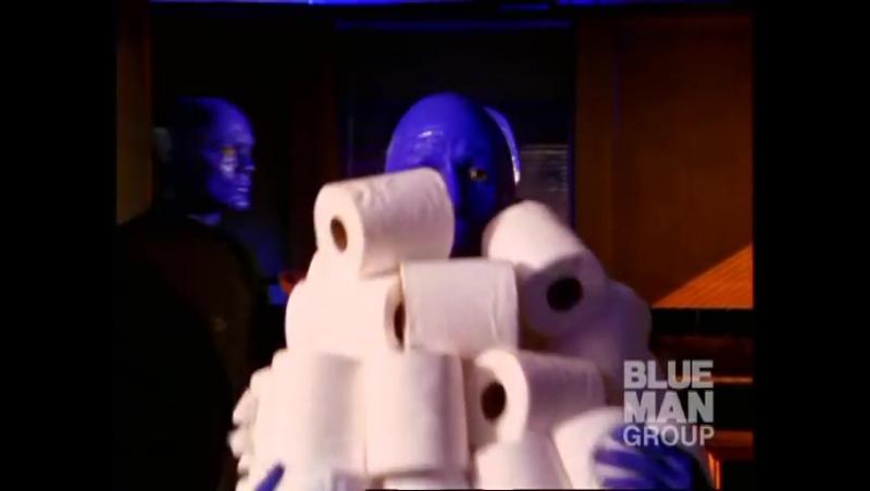 Blue Man Group - I Feel Love